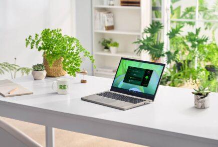 Acer amplia su gama Vero de productos