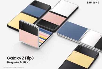 Samsung Bespoke Studio, así podrás tener tu Galaxy Z Flip 3 o Watch 4 personalizado 3