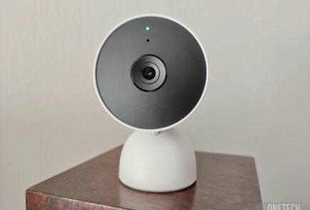 Nest Cam, probamos la nueva cámara con cable para interior de Google - Análisis 2