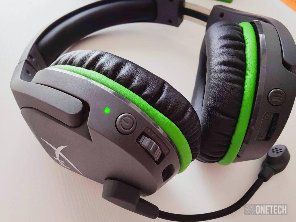HyperX CloudX Stinger Core Wireless: auriculares inalambricos para Xbox - Análisis 5
