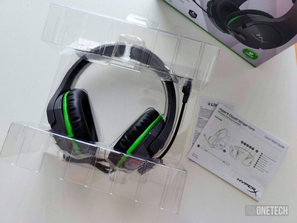 HyperX CloudX Stinger Core Wireless: auriculares inalambricos para Xbox - Análisis 2