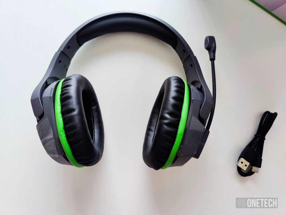 HyperX CloudX Stinger Core Wireless: auriculares inalambricos para Xbox - Análisis 3