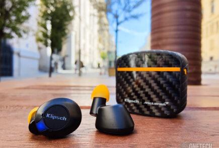 Klipsch T5 II True Wireless ANC McLaren Edition: unos auriculares inspirados en la Formula 1 - Análisis 23