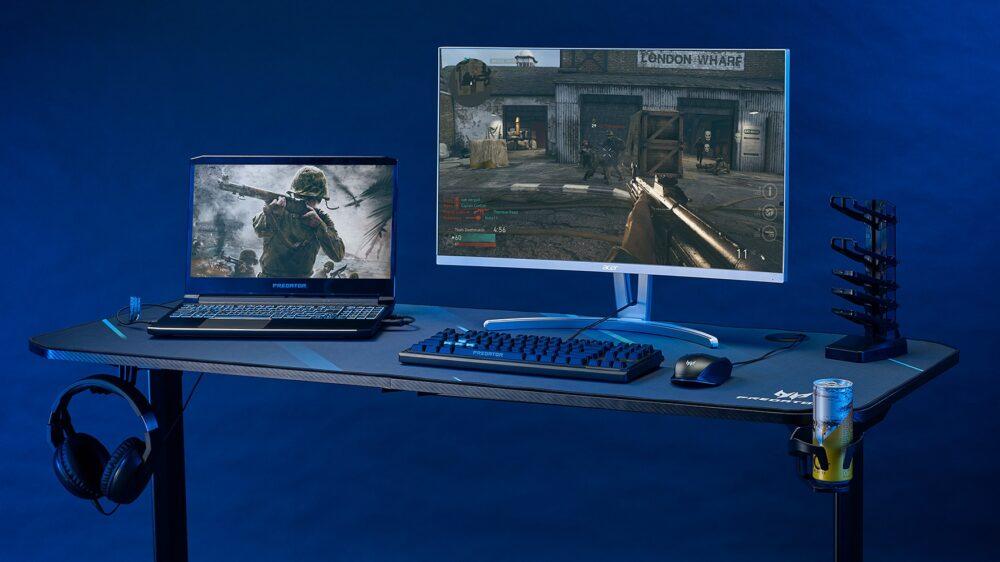 Acer lanza su nuevo escritorio Predator para gaming