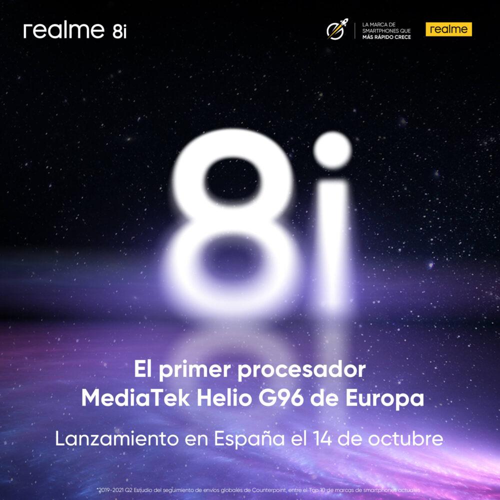 Realme 8i