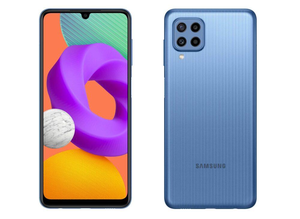 Samsung lanza los nuevos Galaxy M52 5G y Galaxy M22 en España: precio y disponibilidad 1