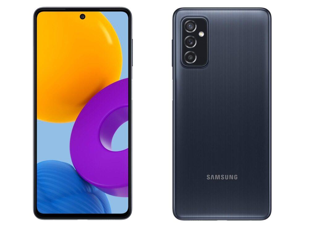 Samsung lanza los nuevos Galaxy M52 5G y Galaxy M22 en España: precio y disponibilidad 2