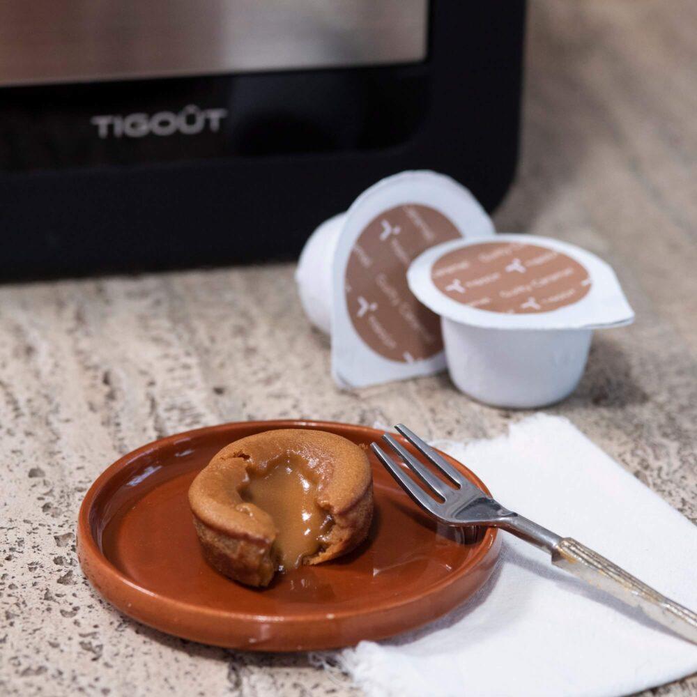 Tigoût, la pastelería en capsulas llega a España 2