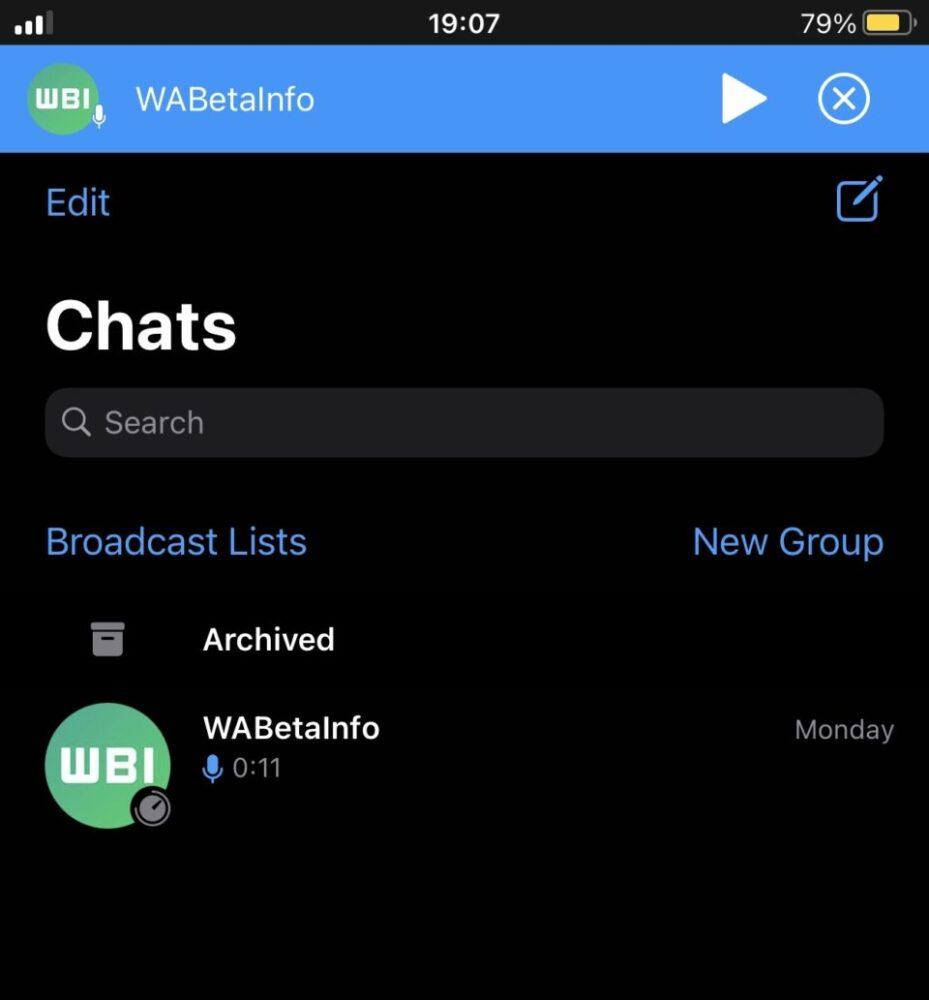 Los audio extralargos pronto no serán problema en WhatsApp