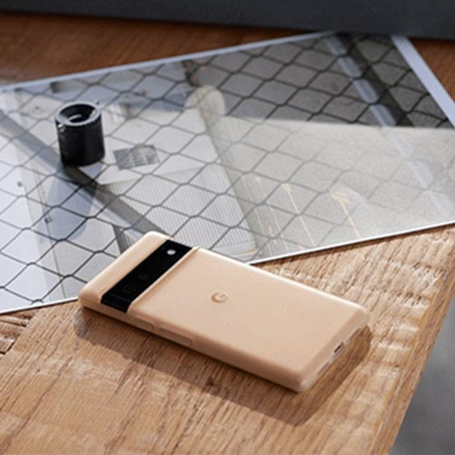 Nuevas imágenes dejan ver en detalle el nuevo Google Pixel 6 12