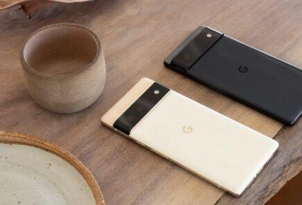 Los Google Pixel 6 llegarán a España, pero no hasta el 2022 2