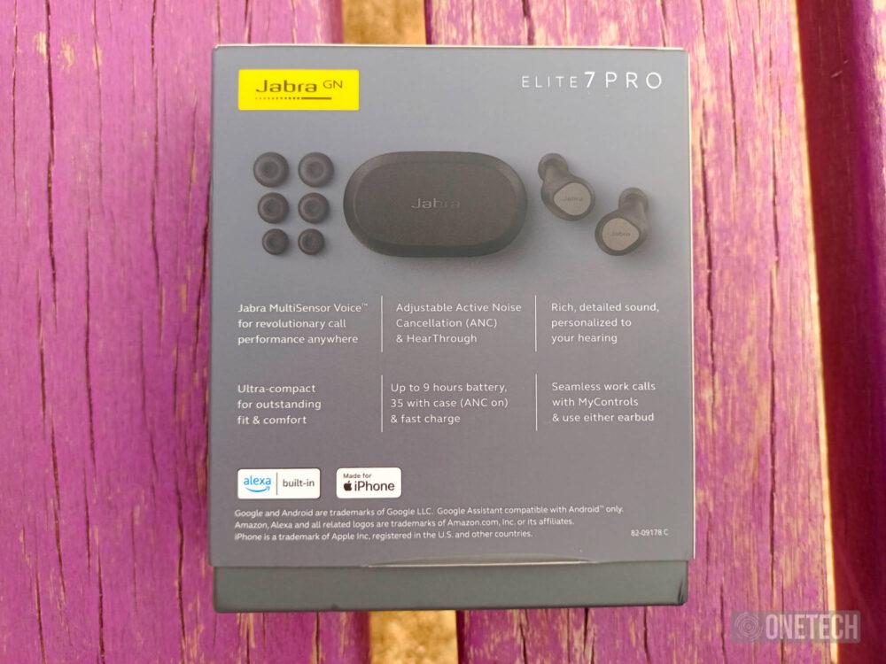 Jabra Elite 7 Pro: calidad en lo que escuchas y cuando te escuchan - Análisis 3