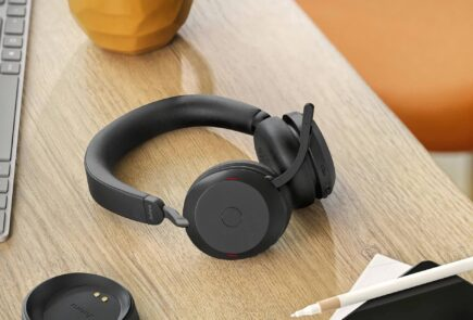 Jabra Evolve2 75, nuevos auriculares para trabajar con el mejor sonido y cancelación de ruido activa avanzada 2