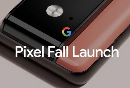 Pixel Fall Launch: sigue en directo el anuncio de los nuevos Google Pixel 6 4