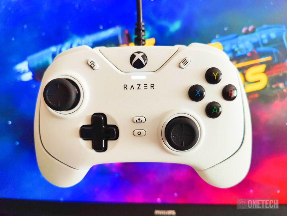 Razer Wolverine V2 White Edition para Xbox y PC - Análisis 1