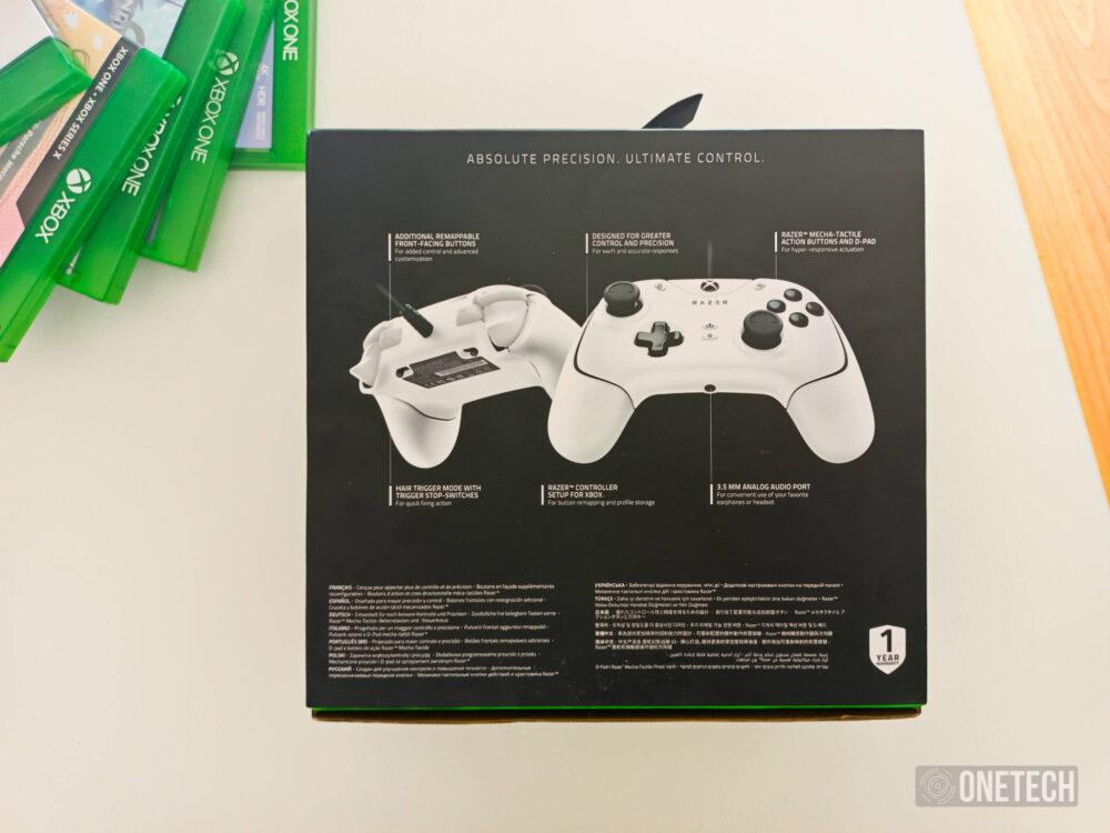 Razer Wolverine V2 White Edition para Xbox y PC - Análisis 2