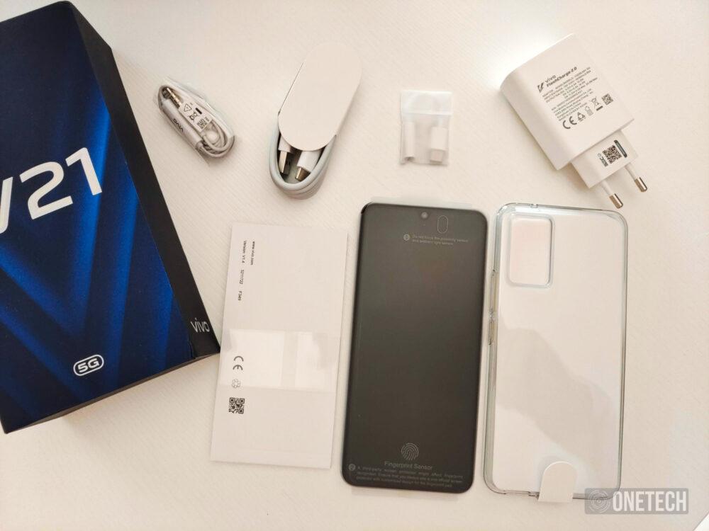 Un mes con el Vivo V21 5G - Análisis 3